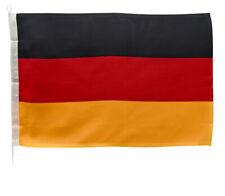 Deutschlandflagge für Schiff - versch. Größen Nationalflagge, Fahne & Hissflagge