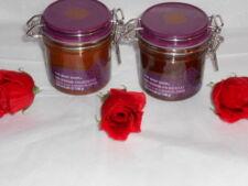 The Body Shop Spa Wisdom Morocco Black Olive & Argan Oil Scrub X 2 NEW