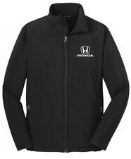 Honda Black Classic Softshell Jacket