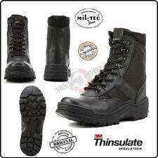 Anfibio Stivale Security SWAT Vigilanza Polizia Security Boots Mil Tec 12837000