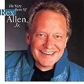 New: Allen Jr.,Rex: Very Best of Rex Allen Jr.  Audio Cassette