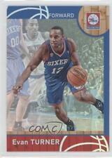 2013 Panini NBA (International) NBA2K Online CDKey Player Cards #11 Evan Turner