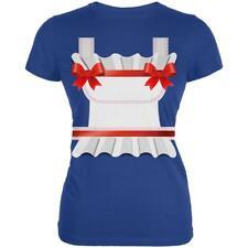 Halloween Rag Doll Costume Juniors Soft T Shirt