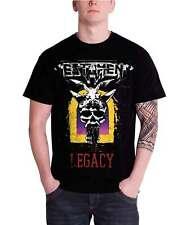 Testament T Shirt The Legacy Band Logo Official Mens New Black