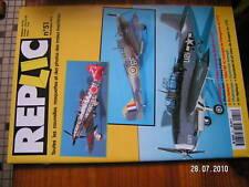 Replic n°51 Fairey Fulmar TBM Avenger Kawasaki Ki-61