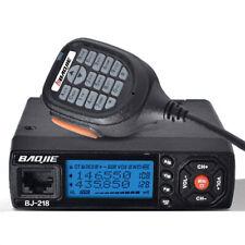 Ham Radio Car Walkie Talkie Long Range  25W Mobile Radio VHF UHF