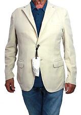 PANAMA JACKET giacca uomo sfoderata  fustagno  MADE IN ITALY