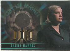 "Outer Limits Sex, Cyborg..: CC10 Laura Harris as ""Mona"" Costume Card"
