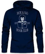 Sick & Sad Book Club Hoodie Kapuzenpullover Daria Fun Morgendorffer Lanes Club
