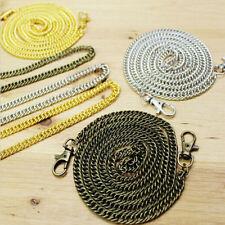 40~120CM Kette für Handtasche Geldbeutel Tragetasche Schulterriemen Taschenkette