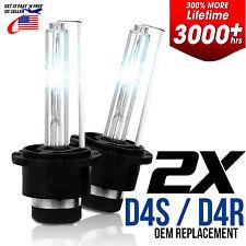 2x D4S / D4R HID Xenon Replacement Headlight Bulbs Fits Toyota & Lexus 42402