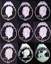 Liberty Eagle Silver Dollar Money Clip Cut Coin