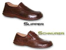 Business Herrenschuhe Neu Innen-Leder Schuhe Slipper Schnürer @2659x