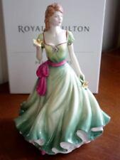 Royal Doulton Pretty Ladies SPRING STROLL Figurine # HN 5255 Four Seasons - NEW!