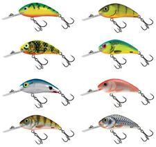 Salmo Rattlin 'HORNET GALLEGGIANTE dei pesciolini artificiali 5.5 cm/Pesce Persico Luccio Esca Plug