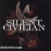 SILENT CIVILIAN Rebirth of the Temple CD