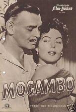 MOGAMBO (IFB 2466, '54) - CLARK GABLE / AVA GARDNER