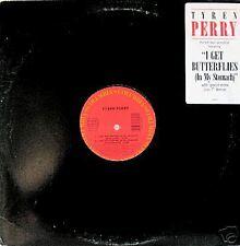 """TYREN PERRY """"I GET BUTTERFLIES"""" 12"""" SGL 1988 EXC!!"""