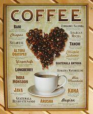 COFFEE BEAN CLOSE UP MACRO DROPLETS A3 ART PRINT POSTER YF5123