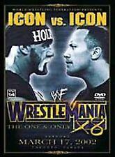 WWF - WrestleMania 18 (DVD, 2002, 2 disc set)