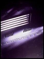 1994 Chevy Corvette, ZR-1 Prestige Brochure w/ Envelope MINT NOS GM  94