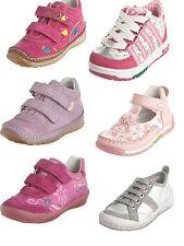 Naturino Schuhe für Mädchen Sneaker Sport Weiß Pink rosa Stoffschuh Sandale