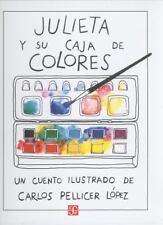 Julieta y su caja de colores (Spanish Edition)-ExLibrary