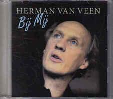 Herman van Veen-bij mij promo cd single