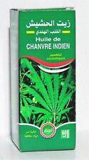 huile de chanvre indien 60 ml soigne tous les problèmes des cheveux