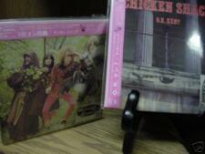 CHICKEN SHACK OK KEN & 100 TON JAPAN REPLICA BRITISH ROCK OBI SERIES RARE CD SET