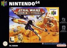 N64 Star Wars: Rogue Squadron  / Zustand auswählbar
