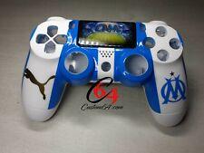 Coque Manette PS4 Custom Olympique de Marseille