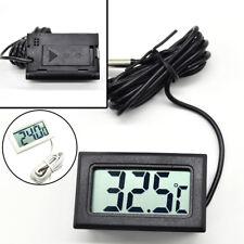 Mini Car Digital LCD Display Indoor Temperature Meter Thermometer Use Suitable