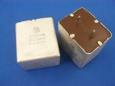 Kfk Soviet Cccp Capacitor 0.75uF 630V 1900V 1.9kV
