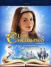 NEW/SEALED - Ella Enchanted (Blu-ray Disc, 2009) Anne Hathaway, Hugh Dancy
