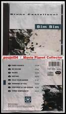 """BRUNO CASTELLUCCI """"Bim Bim"""" (CD) 1990 NEUF"""