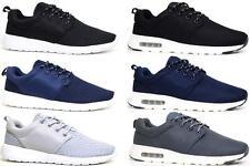 Zapatillas para hombre Correr Chicos Gimnasio Caminar Amortiguador Deportes Fitness Zapatos Talla