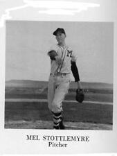 New York Yankees Mel Stottlemyre High School YB~5x WS Champ~3x 20-game winner ++