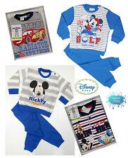 Pyjamas nouveau-né pour l hiver coton chaud et tuta DISNEY bébé tg. f0b7ac87e45