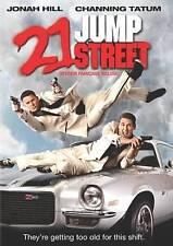 21 Jump Street (DVD, 2012, Canadian) MINT