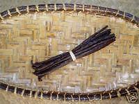 25g Bourbon Vanilleschoten 14-16cm - ca. 8 Stück (100g=88,- Euro)