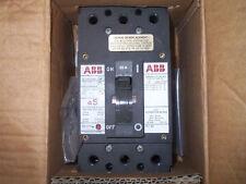 ABB esb esb43020l  20 3 pole  amp circuit breaker