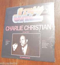 33 giri vinile LP NUOVO I grandi del jazz fabbri 1979 GDJ 48 CHARLIE CHRISTIAN