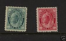Canada  67,69  Mint NH  catalog $227.00