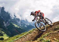SPORT estremi POSTER 3-off road bike-A4 & A3