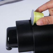 Empty Coffee Capsule Pod Fillable Espresso Coffee Or Tea For Nespresso Machines