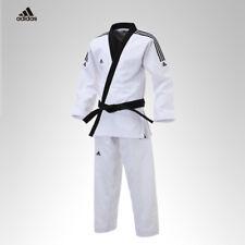 Adidas Original Super Master Taekwondo Dobok Uniform Gi Kukkiwon Approved New