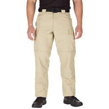 5.11 TDU COMBAT PANTS ARMY SECURITY CARGOS TACTICAL MENS UNIFORM TROUSERS KHAKI