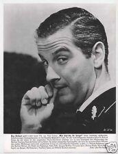 BOY GOBERT (Pressefoto '61) in WER SIND SIE, DR. SORGE?