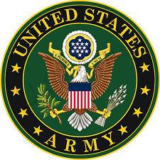 U.S. Army Seal #2 Wall Window Vinyl Decal Sticker Military